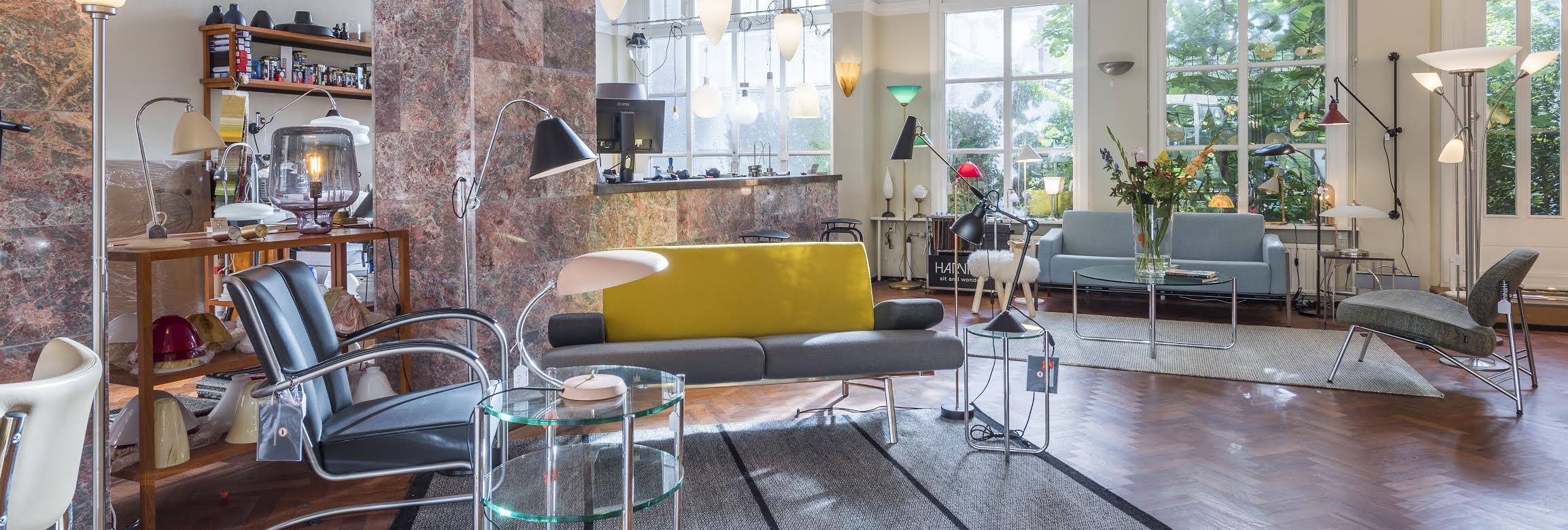 Verlichting & meubels bij Watt design in Den Haag
