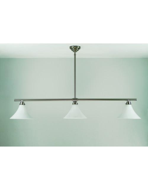 T lamp art deco 3 lichts watt design for Watt verlichting den haag