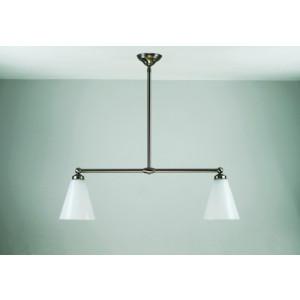 T-lamp strak 2-lichts