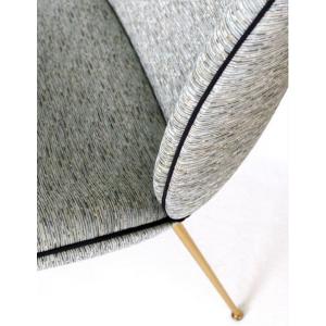 Beetle Chair gestoffeerd stoel