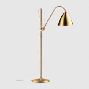 Bestlite BL3 messing vloerlamp (1930)