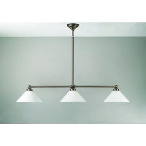 T-lamp recht 3 lichts
