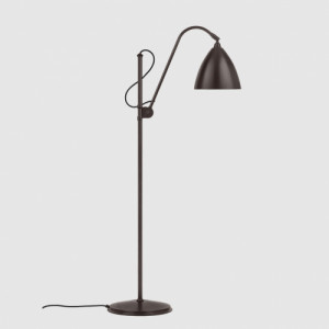 Bestlite BL3 zwart vloerlamp (1930)