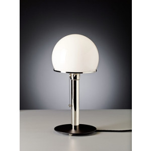 Wilhelm Wagenfeld table lamp WA 23 SW (The Bauhaus lamp)