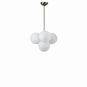 Bollen tros hanglamp