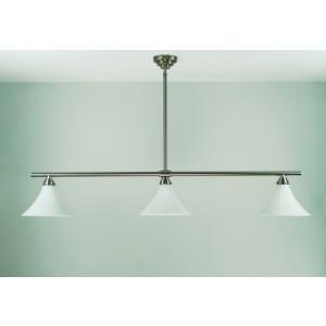 T-lamp art deco 3-lichts