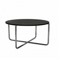 GT Gispen 417 black edition salontafel