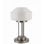 Trapbol tafellamp