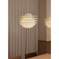Verona hanglamp (1968 / white)