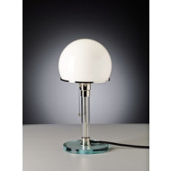 Wilhelm Wagenfeld table lamp WG 24 (The Bauhaus lamp)