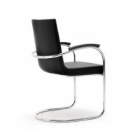 GT 412 RH black Gispen stoel