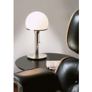 Wilhelm Wagenfeld table lamp WA 24 (The Bauhaus lamp)