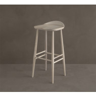 Original Bar Stool with back kruk