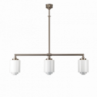 Trapcilinder eettafellamp