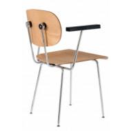 Gispen 216 (Rietveld 1953) stoel