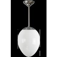 Ei opaalwit hanglamp
