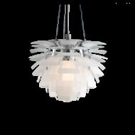 PH Artichoke Glass hanglamp