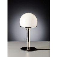 Wilhelm Wagenfeld table lamp WA 23 SW (The Bauhaus lamp)
