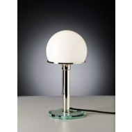 Wilhelm Wagenfeld table lamp WG 25 gl (The Bauhaus lamp)