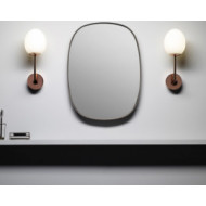 Kiwi wandlamp (badkamer)
