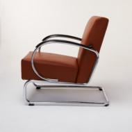 Gispen 407 fauteuil