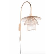 Papillon wandlamp