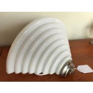 Dakkaptrap wandlamp