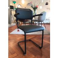 Gispen 201XL black stoel