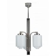 Kroonluchter Art Deco hanglamp