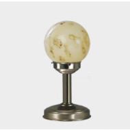 Bol Art Deco tafellamp
