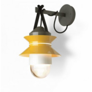 Santorini wand- vloer- en plafondlamp (buitenlampen)