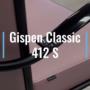Gispen 412 S fauteuil