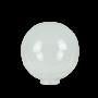 Bol transparant hanglamp